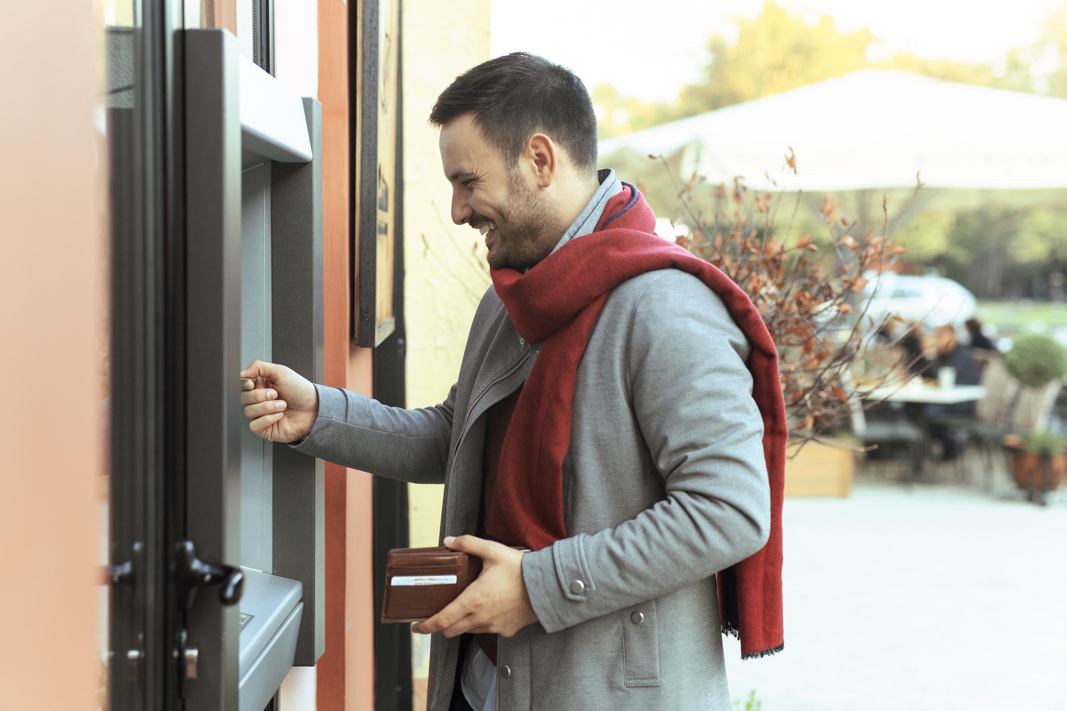 Uttagsautomaten var 60-talets stora innovation inom Fintech